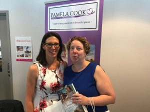Everyone's A Winner: My Day At The Books By The Bridge Author Event, pamela Cook, @PamelaCookAU