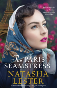 The Paris Seamstress, My Top 5 Reads (so far) For 2018, @pamela_cook