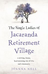 Top Five Spring Reads, The Single Ladies Of the Jacaranda Retirement Village, @PamelCookAuthor