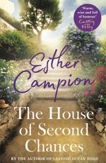 My Top Five Reads For 2019, The House Of Second Chances, Pamela Cook