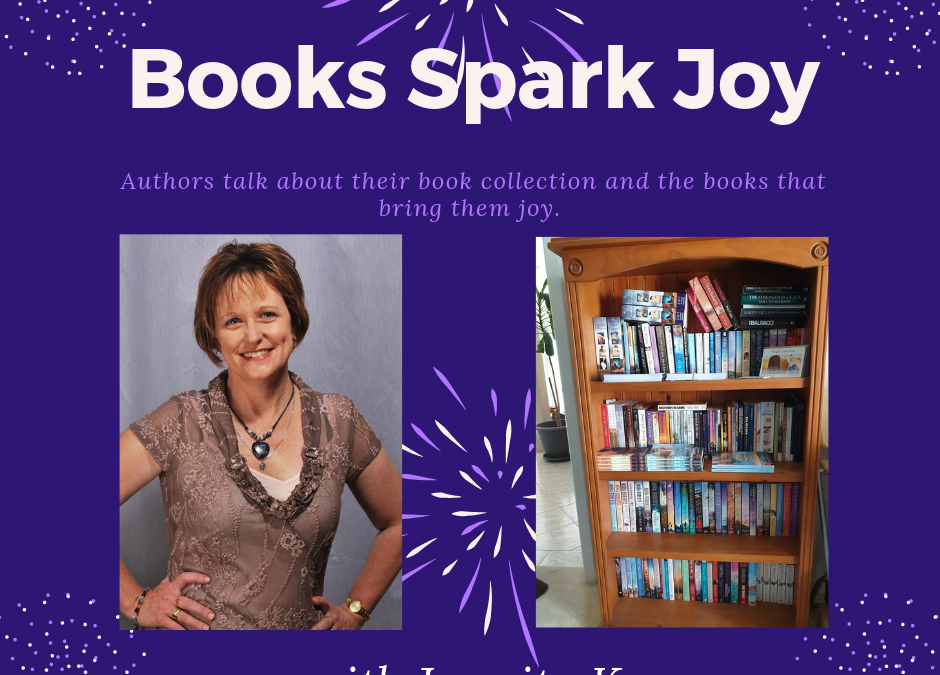 Books Spark Joy with Juanita Kees