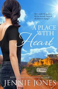 Jennie Jones, Books Spark Joy, A Place With Heart, @PamelaCookAuthor