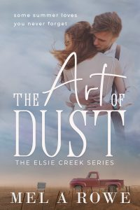 Books Spark Joy, The Art Of Dust, Mel A Rowe, @PamelaCookAuthor