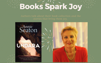Books Spark Joy with Annie Seaton