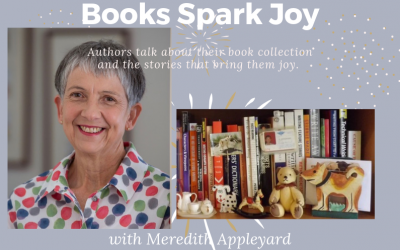 Books Spark Joy with Meredith Appleyard