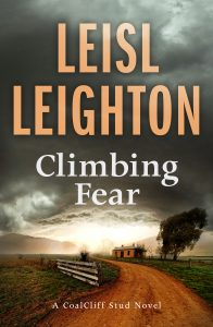 Climbing Fear, Books Spark Joy, Leisl leighton, @PamelaCookAuthor