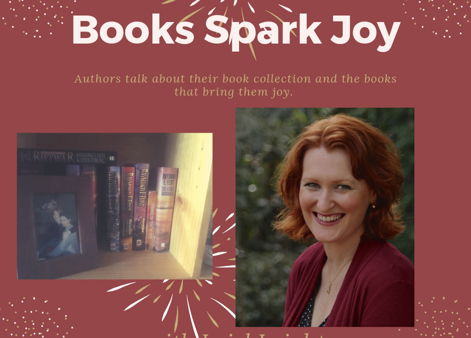 Books Spark Joy with Leisl Leighton