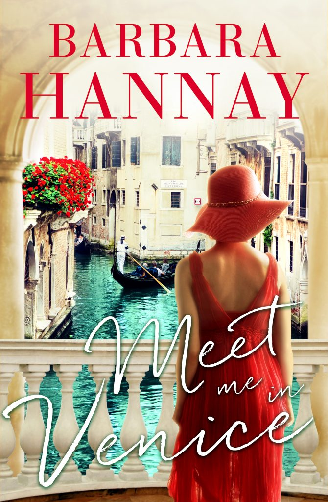 Barbara Hannay, Meet Me In Venice
