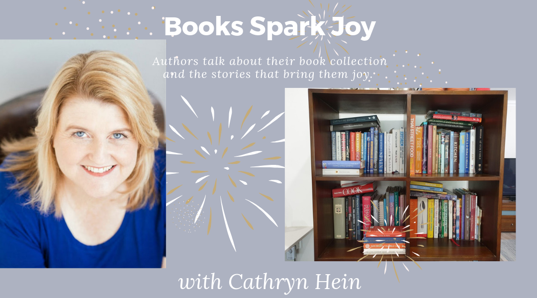 Books Spark Joy with Cathryn Hein