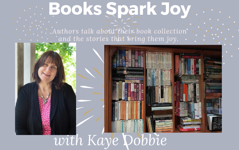 Books Spark Joy with Kaye Dobbie