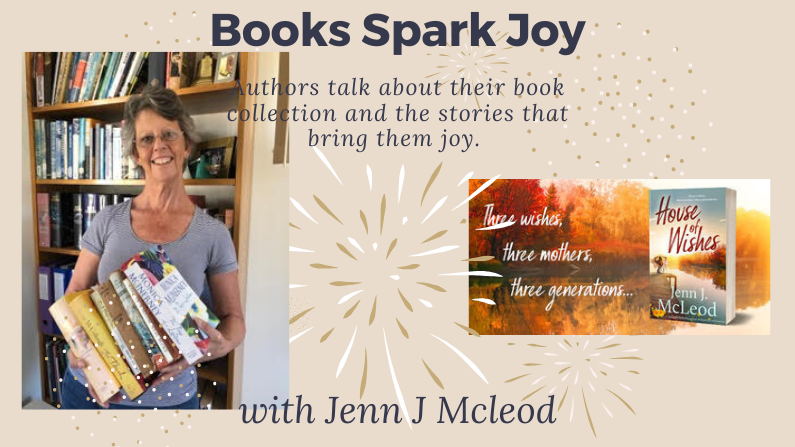 Books Spark Joy with Jenn J. Mcleod
