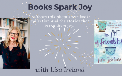 Books Spark Joy with Lisa Ireland