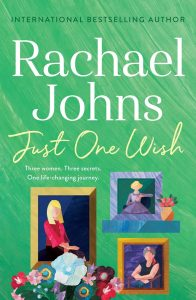 Rachael Johns. Just One Wish, @PamelacookAuthor