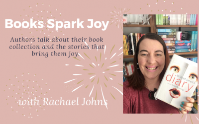Books Spark Joy with Rachael Johns