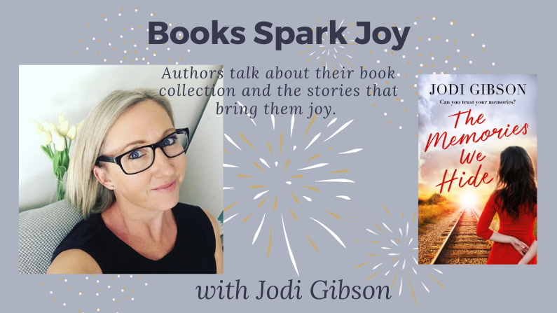 Books Spark Joy with Jodi Gibson