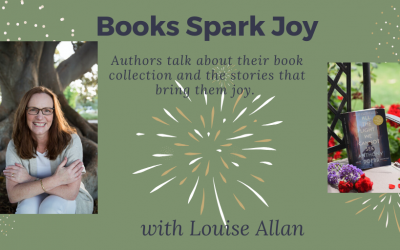 Books Spark Joy with Louise Allan