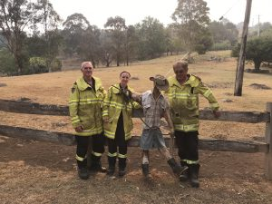 out of the ashes, @PamelaCookAuthor, south coast fires